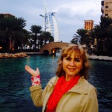 Olena from Dubai | Woman | 55 years old | Aries