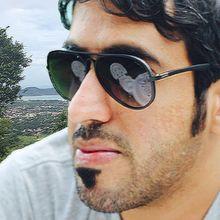 Abdullah looking someone in Azerbaijan #8