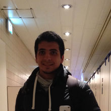 Mannan looking someone in Luxembourg #7