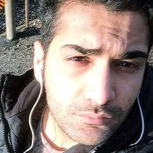 Behnam looking someone in Denmark #10