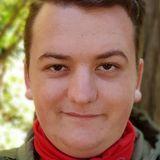 Rocket from Lymington | Man | 21 years old | Taurus