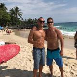 John from Kailua-Kona   Man   37 years old   Cancer