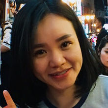 Joyce looking someone in Malaysia #5