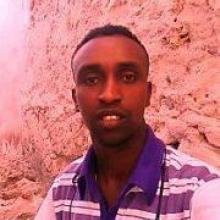 Mahamed looking someone in Somalia #4